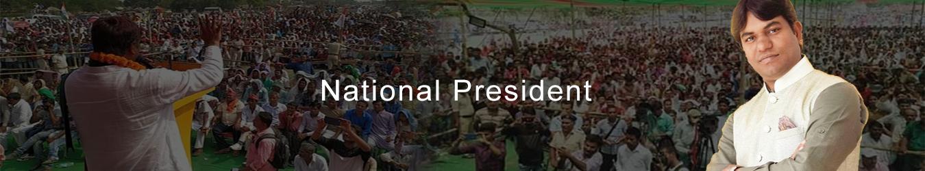 National President